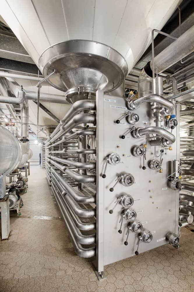 automated oxygenation system