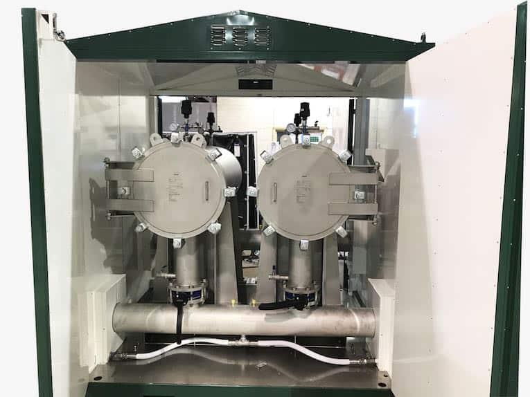 mobile filtration units