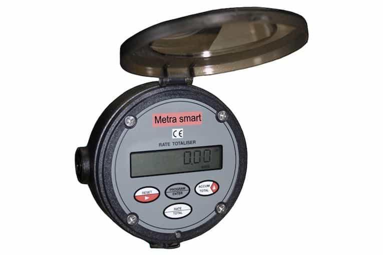computador de fluxo aprovado pelo Nema 4x