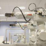 Seminário de robótica da ABB