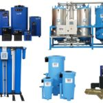 ISO compressed air purification