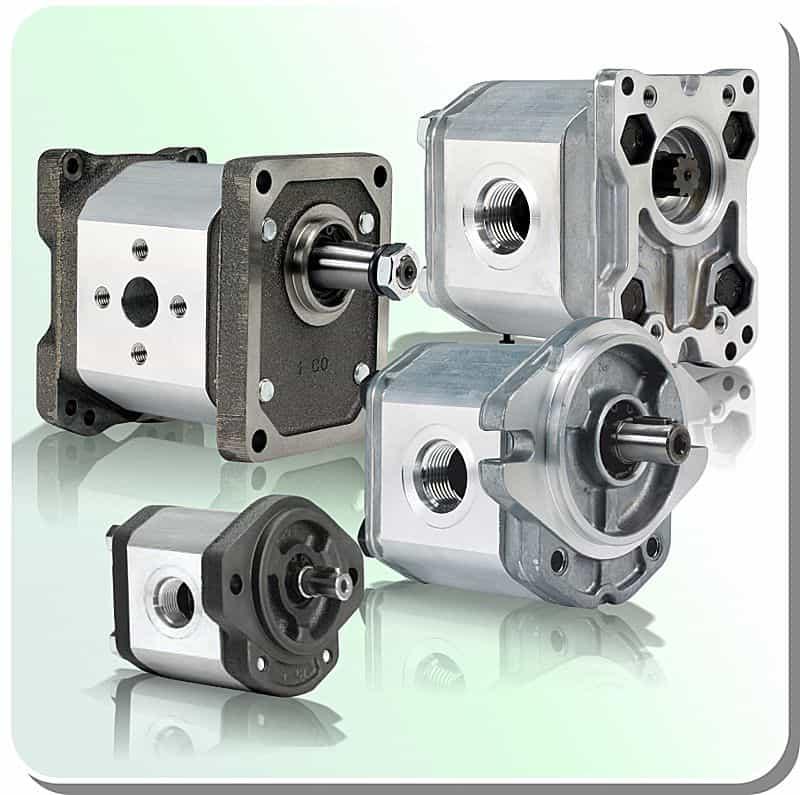 motores de engranajes