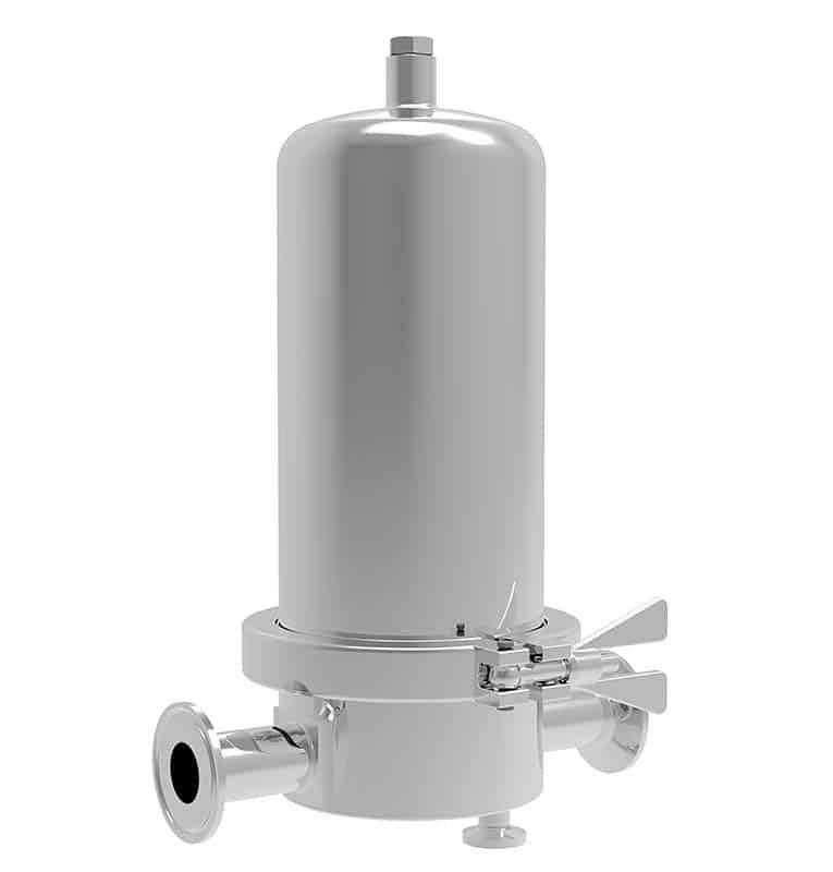 higienic housing liquido de filtración