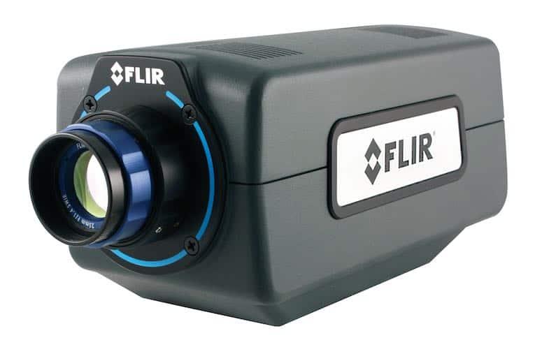 A6750sc MWIR camera