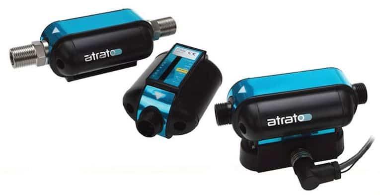 Ultraschall-Durchflussmessgeräte reinigen