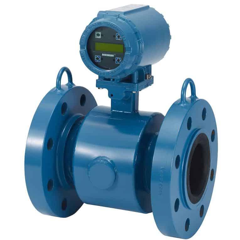 namur certified magnetic flowmeters
