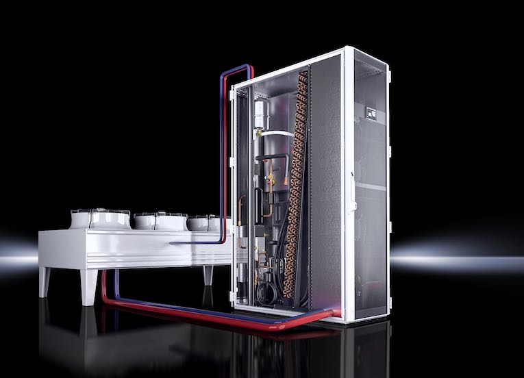 solutions de refroidissement informatique à base de réfrigérant