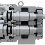 Waukesha Universal 3 Pumpe