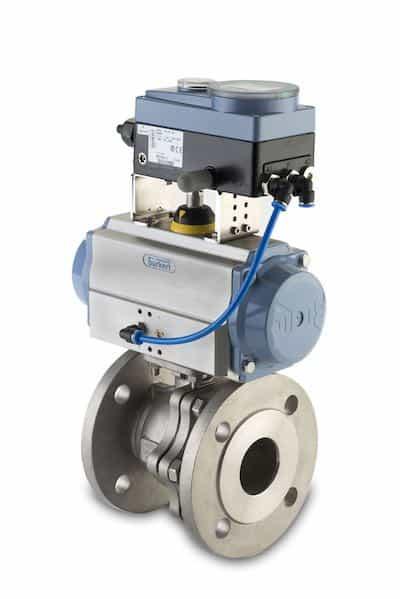 Burkert fabrica sobre 100,000 diferentes productos, incluidas válvulas, actuadores, sensores y controladores.