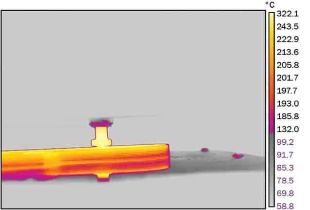 construction 3D composants imprimés