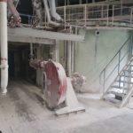 pump waste return slurry