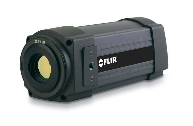 FLIR A-Series thermal imaging camera