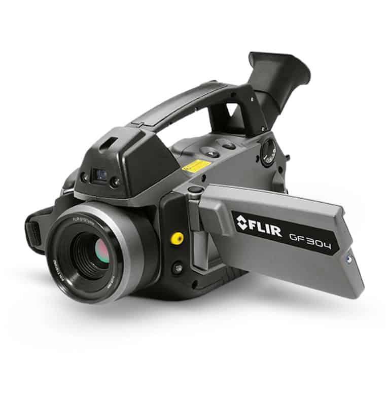 GF304 optical gas imaging camera