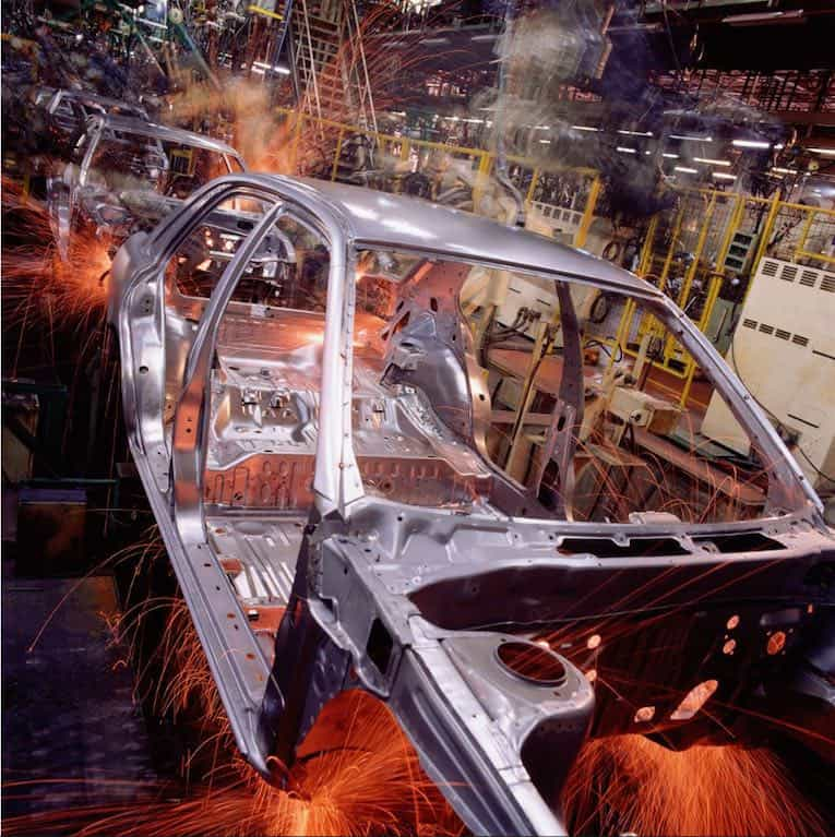 Autohersteller-Konturfilter