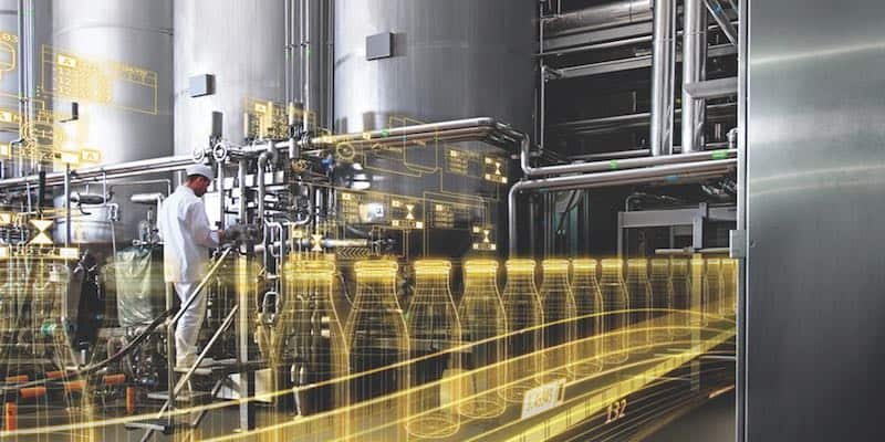 Dairy Digital Factory, Food & Beverage Digitalisation
