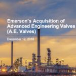 emerson-acquires-advanced engineering valves