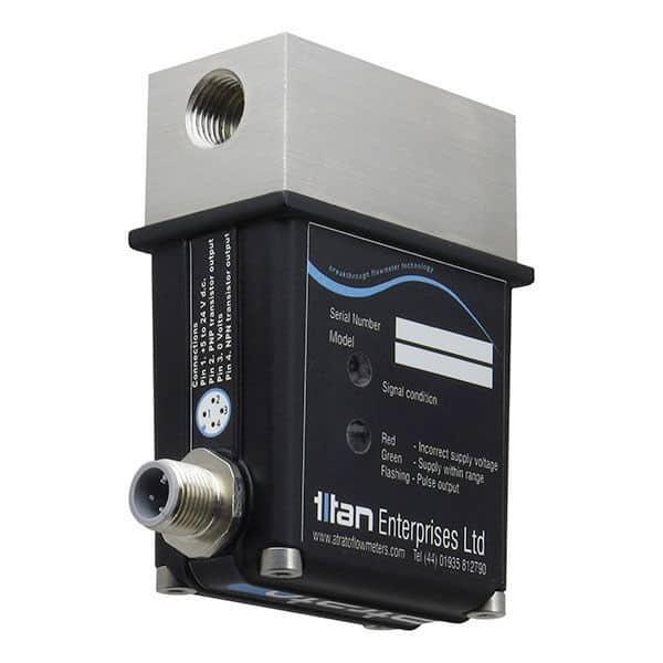 low flow flow meters