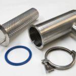 gamma di filtri perforati econplus