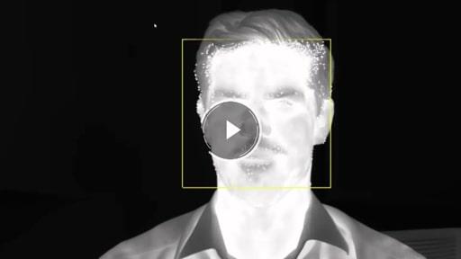 Gesichtserkennung Tracking