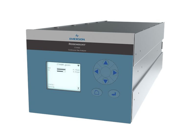 hybrid laser process gas analyser