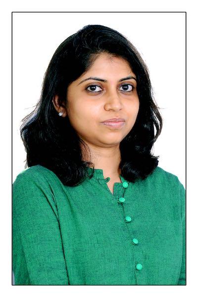 Nandini Natarajan, analista de investigación en Frost & Sullivan