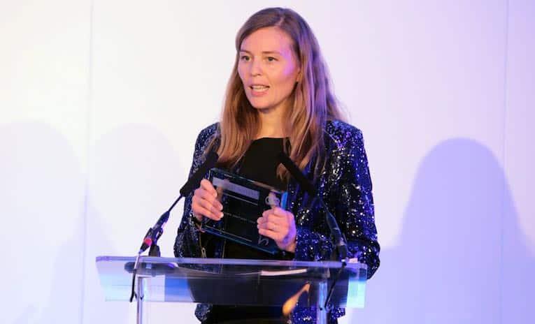 Marianne K Knudsen