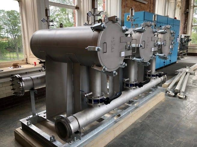 industrial filtration rental