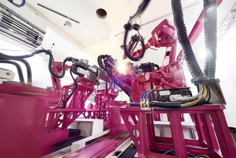 robots de soudage