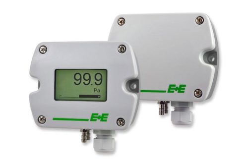Sensor de baja presión diferencial EE610
