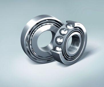 angular-contact thrust ball bearings