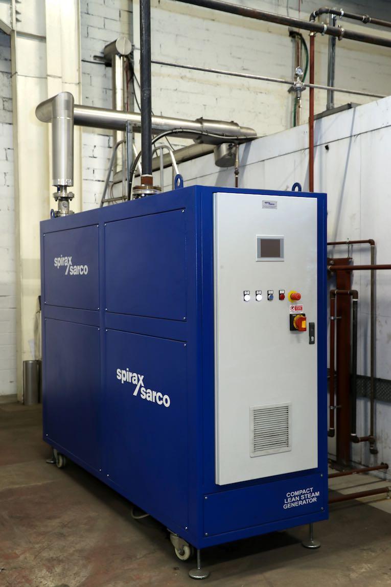 clean steam solution