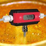 misurazione del flusso di fluidi corrosivi