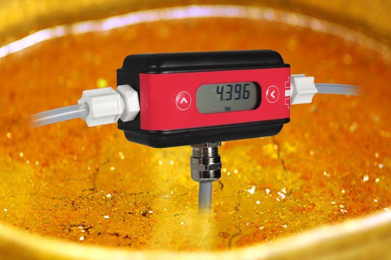 Durchflussmessung von korrosiven Flüssigkeiten