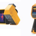 Fluke-TiX580-Ti401 Pro-caméras thermiques industrielles
