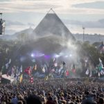 Glastonbury-Pyramide Bühne James Bryant