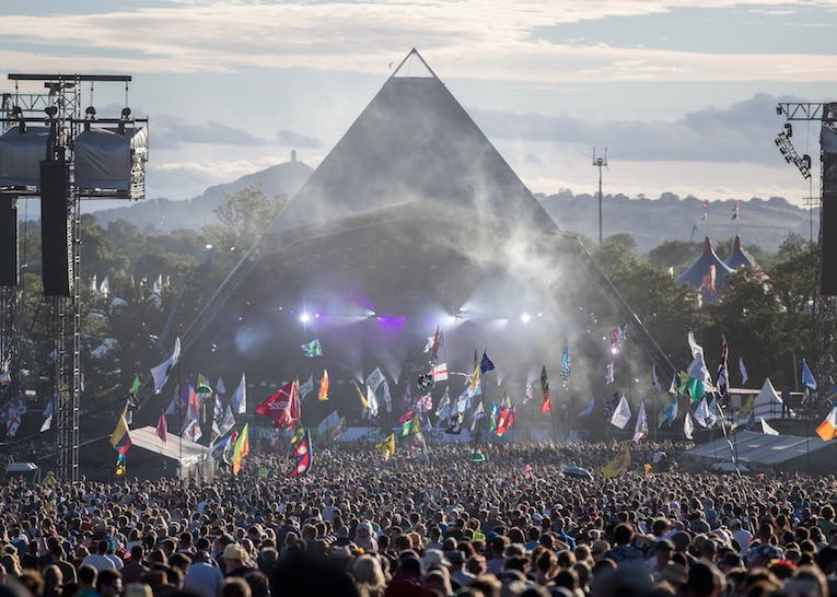 glastonbury-pyramide stadium james bryant