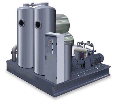 oil filtration skid