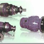 Mechanische Nebenantriebe