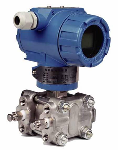 Transmisor de presión diferencial 3.7-1
