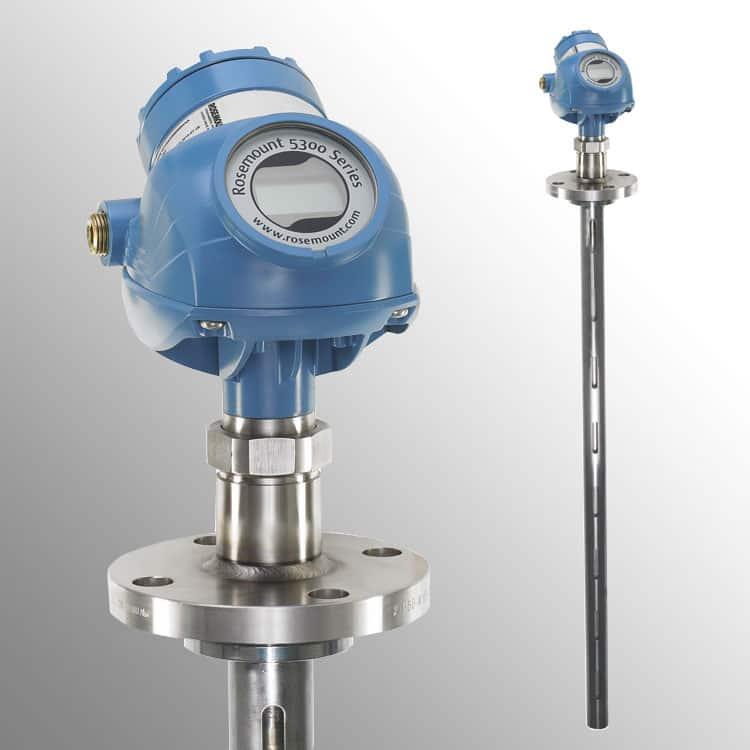 Il misuratore di livello radar emerson ottimizza la capacità di misurazione del livello superiore delle prestazioni del settore delle prestazioni di separazione