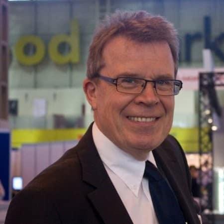 Ian Webster, responsable du secteur du traitement hygiénique chez Bürkert