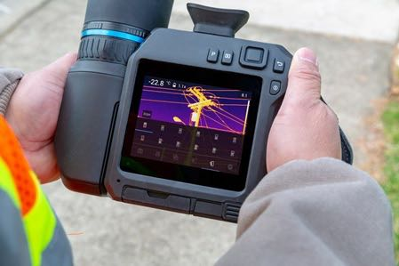 outdoor thermal measurement