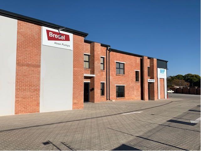 Watson Marlow kantoor in Zuid-Afrika
