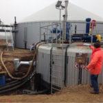 Impianto di digestione anaerobica - Pompa peristaltica PT100