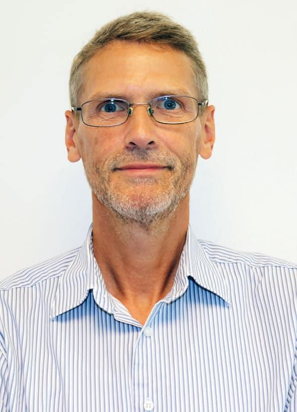 Henrik Bendsen, chef de produit des calibrateurs de température JOFRA