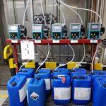 Le pompe Qdos sostituiscono le pompe a membrana