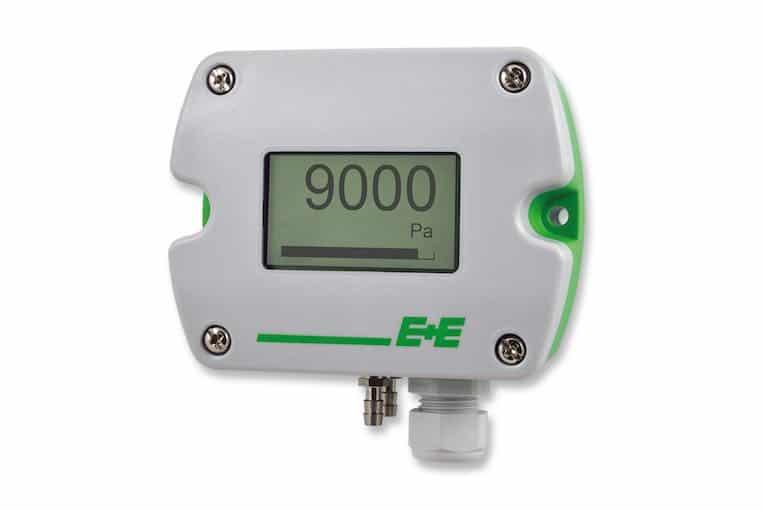 Capteur de pression différentielle EE600