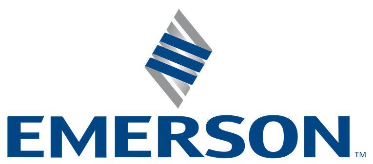 logotipo de emerson