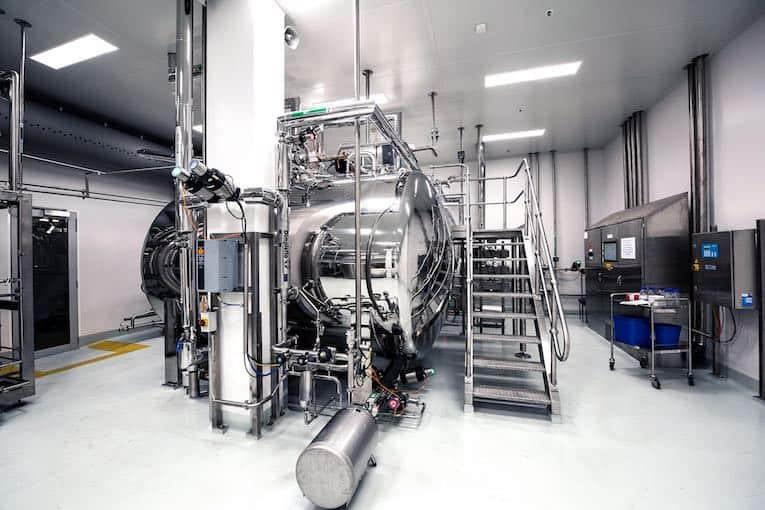 производство стерильной воды для инъекций