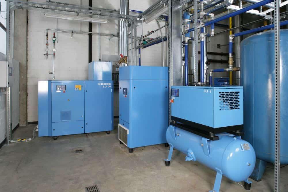 boge kompressoren in situ